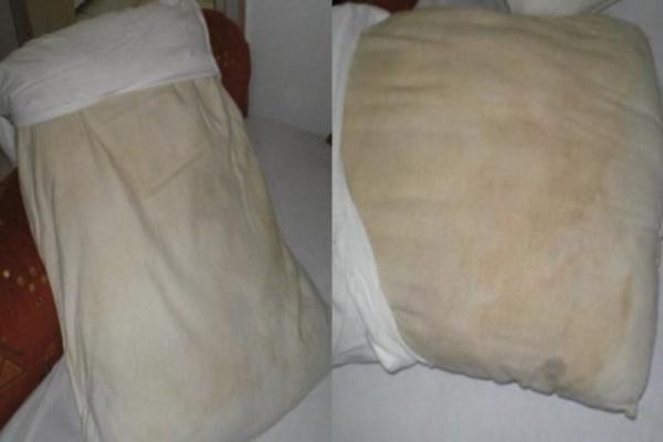 Αν τα μαξιλάρια σας είναι κάπως έτσι μπορεί να κινδυνεύετε - Σας αρρωσταίνουν χωρίς να το ξέρετε