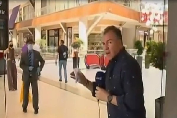 Άνοιξε το The Mall μετά από 2 μήνες: Τα πρώτα πλάνα