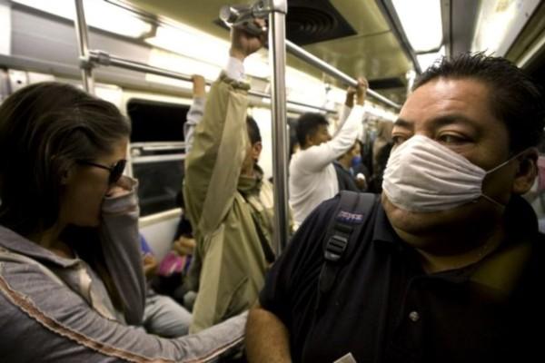 Αποκαλυπτικό βίντεο: Για αυτό πρέπει να βάζουμε μάσκα στα ΜΜΜ