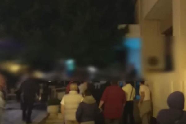 Ένταση στα Μέγαρα: Αποδοκίμασαν το Γιώργο Τσίπρα για τη δημιουργία δομής μεταναστών