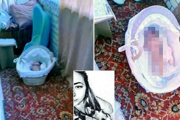 Μητέρα άφησε το 3 μηνών μωρό της σε πολικό ψύχος στο μπαλκόνι για να... το τιμωρήσει