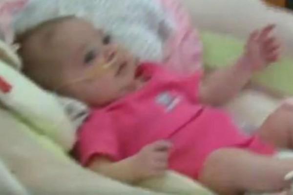 Κλινικά νεκρή μητέρα έφερε στον κόσμο μωρό και... επανήλθε στη ζωή (Video)