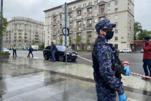 Συναγερμός στη Μόσχα: Ομηρία σε τράπεζα στο κέντρο της πόλης