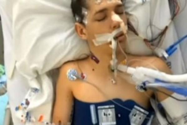 17χρονος έμεινε νεκρός για 20 λεπτά - Σοκάρει με όσα περιγράφει για το «ταξίδι» του (Video)