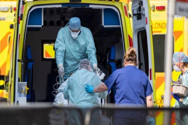 Δεν ησυχάζει η Βρετανία: Ακόμη 494 θάνατοι από κορωνοϊό