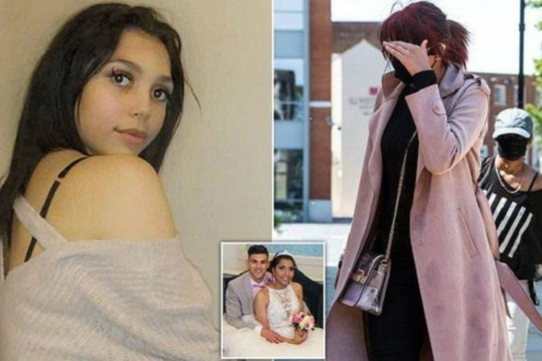 20χρονη παντρεμένη νοσοκόμα αποπλάνησε 13χρονο, έμεινε έγκυος και  γέννησε το παιδί του