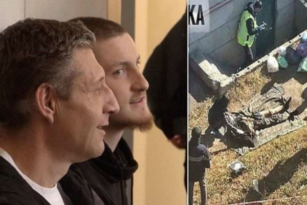 Φρίκη: 42χρονος πάτερας και 21χρονος γιος αποκεφάλισαν αστυνομικό και τον έφαγαν