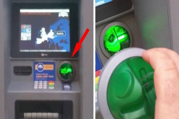 Έτσι κλέβουν τα PIN από τις κάρτες σας στα ATM - Βίντεο ντοκουμέντο