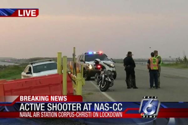 Συναγερμός στο Τέξας: Πυροβολισμοί σε στρατιωτική βάση (photo)