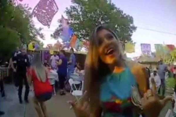 Χόρευαν ξέφρενα στο πάρτι αποφοίτησης ώσπου ήρθε η αστυνομία - Η συνέχεια σίγουρα δεν είναι αυτή που περιμένετε