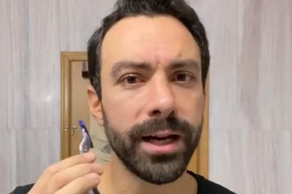 Στο νοσοκομείο ο Σάκης Τανιμανίδης