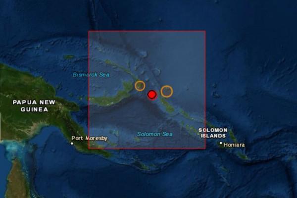 Σεισμός 5,1 στη Νέα Ιρλανδία