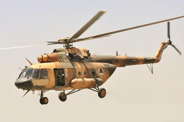 Συναγερμός - Συνετρίβη ελικόπτερο!