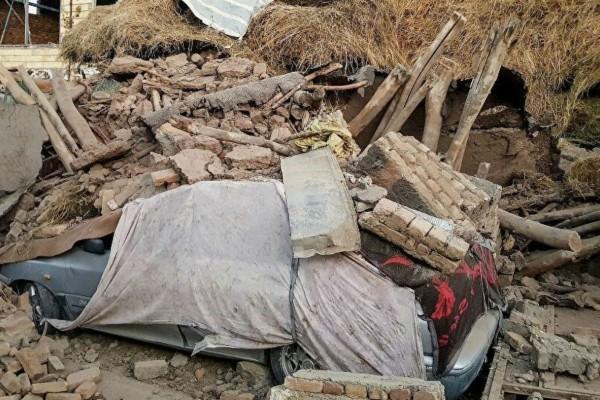 Ισχυρός σεισμός 5,1 Ρίχτερ στην Τεχεράνη - Ένας νεκρός, 6 τραυματίες