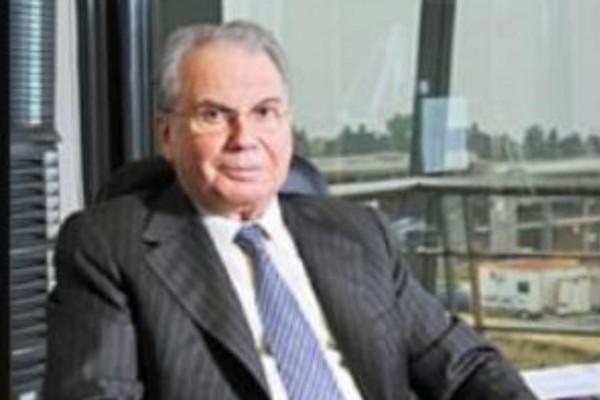 Πέθανε ο επιχειρηματίας Ιωνάς Στρούμσας