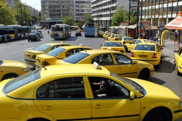 Κορωνοϊός και ταξί: Προαιρετικό το διαχωριστικό προστασίας