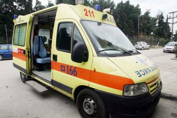 40χρονη γυναίκα έπεσε από τον 2ο όροφο πολυκατοικίας - Σοκ στα Τρίκαλα