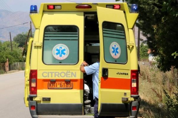 Σοκ στη Λάρισα: Τροχαίο ανάμεσα σε ΙΧ και φορτηγό με νεκρό
