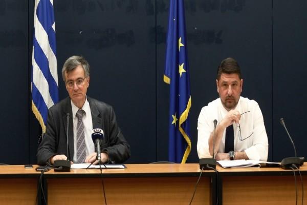Δημοσκόπηση-εφιάλτης για Σωτήρη Τσιόδρα και Νίκο Χαρδαλιά: Το 33% των Ελλήνων δεν φοβάται τον κορωνοϊό