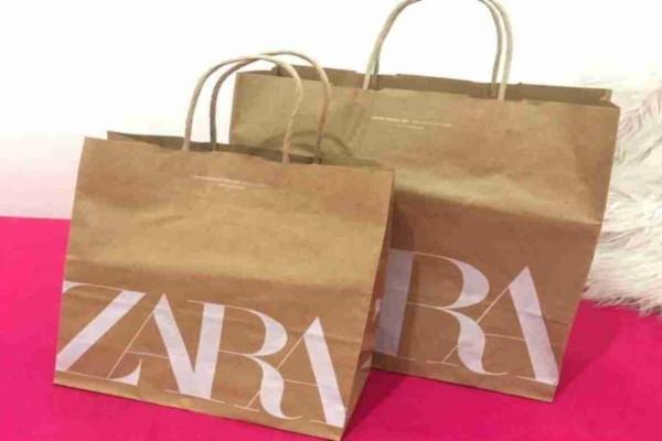 ZARA e -shop: Το λευκό φόρεμα που θα αναδείξει την επιδερμίδα σου και θα ''κρύψει'' τις ατέλειες