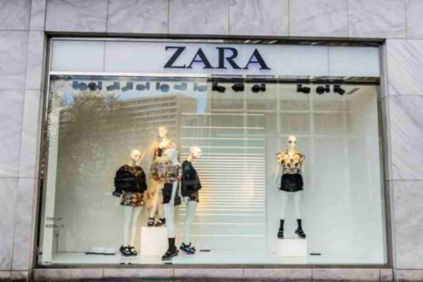 ZARA: Αυτό το φόρεμα είναι τάση του τελευταίους μήνες  - Έχει κάνει ''χαμό'' και κοστίζει μόλις 12 ευρώ