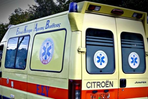 12χρονος καρφώθηκε με το λαιμό του σε κάγκελο - Συναγερμός στην Πάτρα