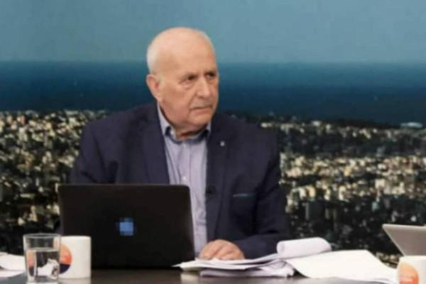 Σοκαρισμένος ο Γιώργος Παπαδάκης - Φεύγει από δίπλα του η...