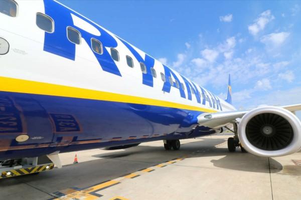 Σούπερ προσφορά από την Ryanair - Πετάξτε σε αγαπημένο προορισμό μόνο με 27 ευρώ