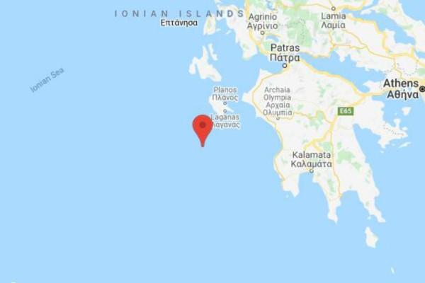 Σεισμός 3,6 Ρίχτερ στη Ζάκυνθο (photo)
