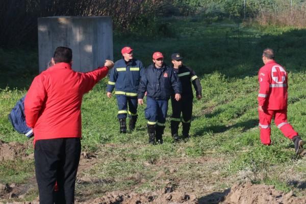 Συναγερμός στον Παρνασσό: Ηλικιωμένος έπεσε σε χαράδρα