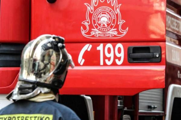 Φωτιά στο ΠΙΚΠΑ Βούλας