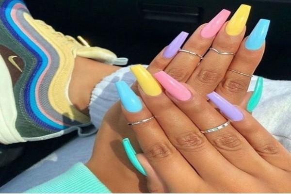 3+1 κορυφαία nail arts που θα μονοπωλήσουν το ενδιαφέρον μας αυτό το καλοκαίρι