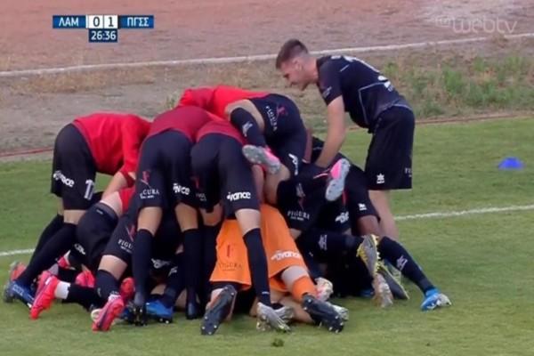 Super League: Αγγίζει το θαύμα της παραμονής ο Πανιώνιος (video)