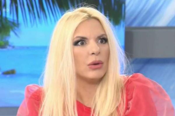 Σοκαρισμένη η Αννίτα Πάνια - Έμαθε για το τέλος on air...