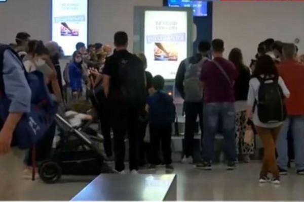 Κορωνοϊός: Τι αλλάζει στον έλεγχο τουριστών στα αεροδρόμια από 15 Ιουνίου (Video)