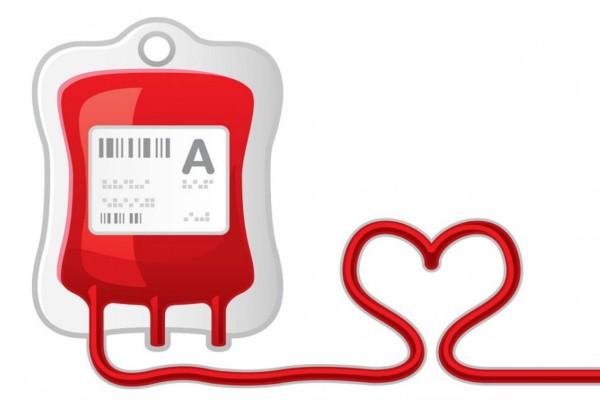 Η φωτογραφία της ημέρας: Παγκόσμια ημέρα εθελοντή αιμοδότη - Δίνω αίμα, δίνω ζωή