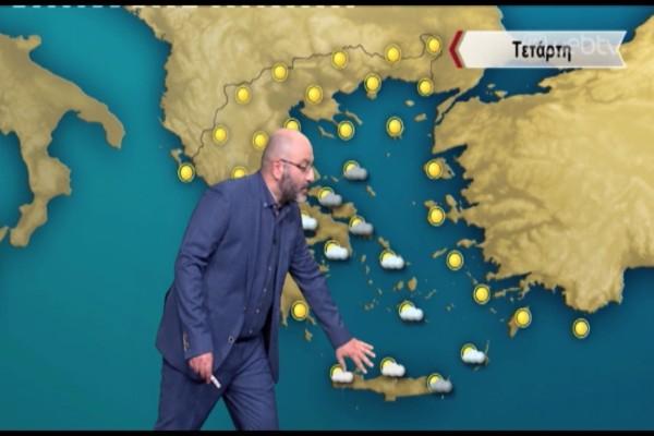 «Προσοχή στους θυελλώδεις ανέμους στην Αττική, θα φτάσουν μέχρι...» - Ο Σάκης Αρναούτογλου προειδοποιεί