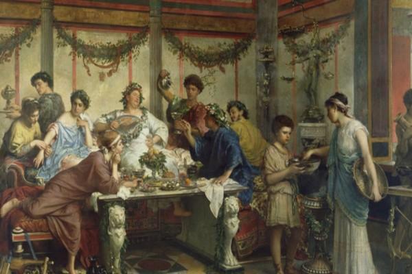 Η υπερτροφή που κατανάλωναν καθημερινά οι αρχαίοι Έλληνες - Ούτε που πάει το μυαλό σας