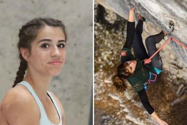 Φρικτός θάνατος για 16χρονη αθλήτρια - Έπεσε από γκρεμό 150 μέτρων