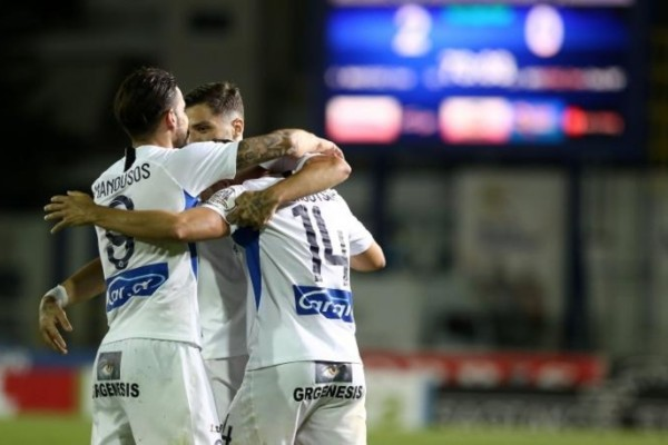 Super League play out, Ατρόμητος-Λάρισα 3-0: Εύκολη νίκη