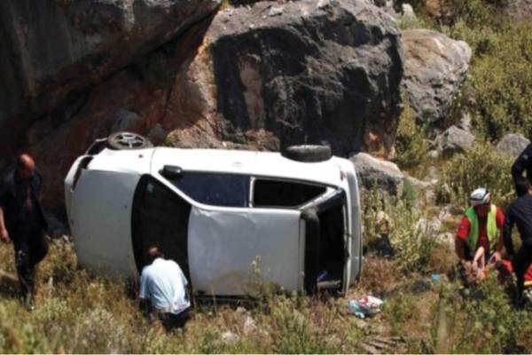 Τραγωδία στη Μαγνησία: Αυτοκίνητο έπεσε μέσα σε γκρεμό - Δύο νεκροί