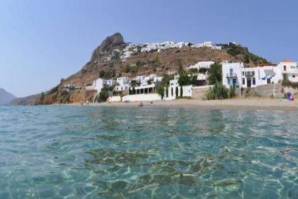Ήσυχο και ασφαλές: Το νησί που θα 'χεις και του πουλιού το γάλα με 50 ευρώ την ημέρα