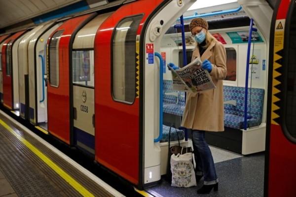 Επιτέλους ανακούφιση: Κάτω από το μέσο όρο οι εβδομαδιαίοι θάνατοι στο Λονδίνο