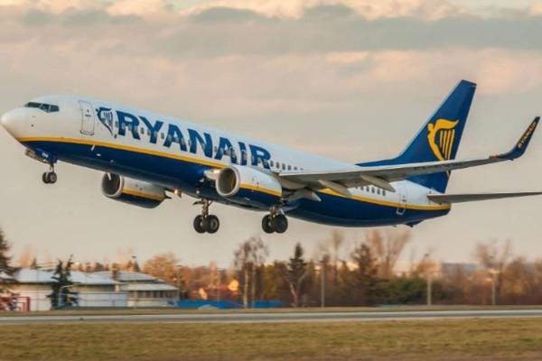 Τρομερή προσφορά από Ryanair: Πτήσεις από 12,99 ευρώ χωρίς χρεώσεις αλλαγής εισιτηρίου! (Αναλυτικά πίνακες)