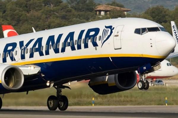 Ryanair: Έκτακτη ανακοίνωση για τις πτήσεις της προς τους ευρωπαϊκούς προορισμούς