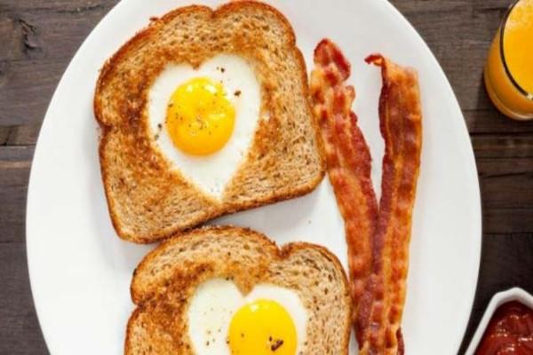 Τρώτε αυγά μαζί με ψωμί; Αυτό πρέπει να προσέξετε