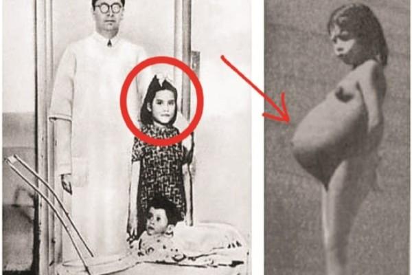 Η αληθινή σοκαριστική ιστορία του κοριτσιού που γέννησε στα 5 της ένα αγοράκι. Δεν μίλησε ποτέ και σε κανένα για το ποιός ήταν ο…