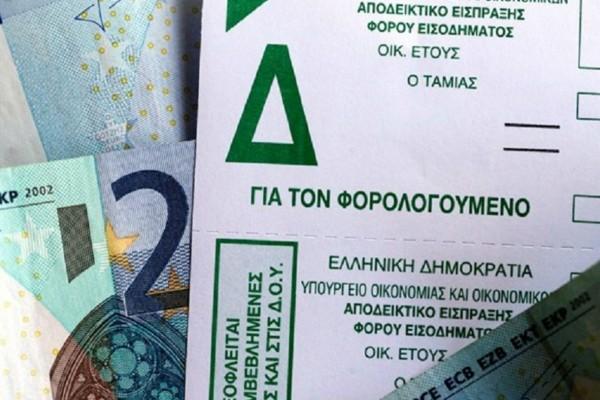 Φορολογικές δηλώσεις: Έρχεται παράταση - Τι εξετάζεται