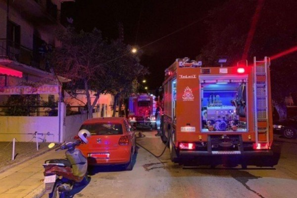 Θρίλερ στα Χανιά: Συναγερμός για φωτιά σε σπίτι
