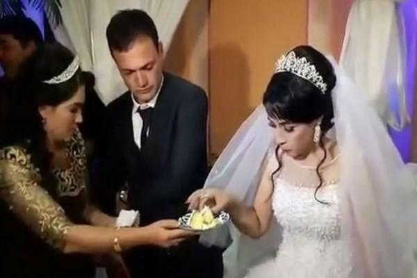 Ο γαμπρός χαστούκισε τη νύφη στη δεξίωση του γάμου τους - Ο λόγος θα σας αφήσει άφωνους